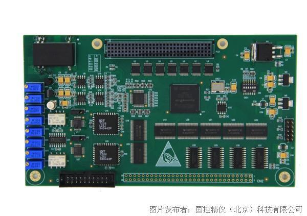 国控精仪PCM-6965  4通道AO  PC104 PLUS采集卡