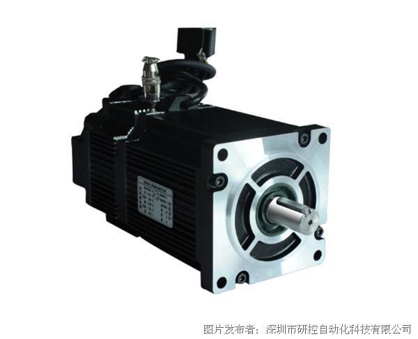 研控110mm三相闭环电机(带制动器)