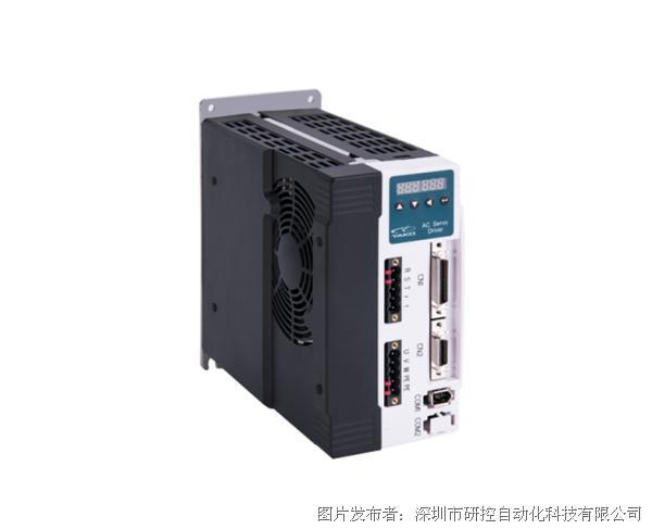 研控PSDD交流伺服(0.4kw-2.6kw系列)