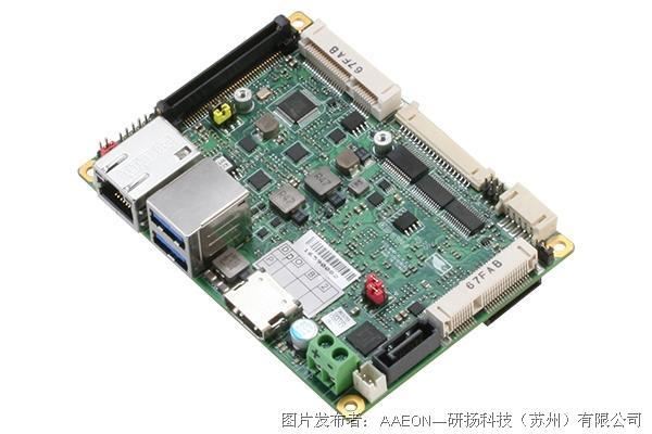 研扬科技 PICO-BSW1嵌入式主板