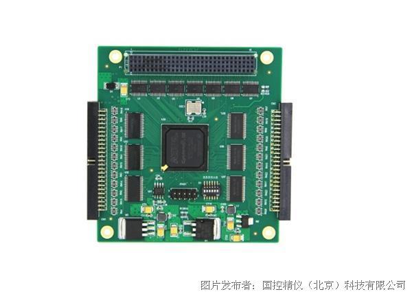 国控精仪PCM-6419 96路IO卡