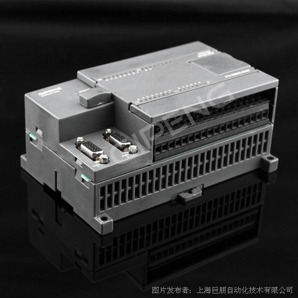 上海巨朋 GF-CPU224R-IE PLC主机