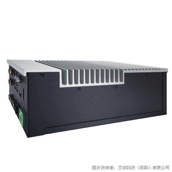 艾讯科技eBOX640-500-FL高阶无风扇嵌入式计算机系统