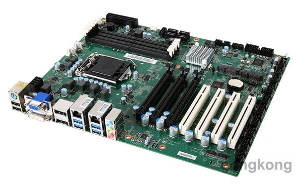 艾讯宏达SYM86450VGGA酷睿6代Skylake平台工业母板