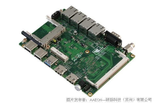 研扬科技 GENE-BT04 嵌入式单板计算机