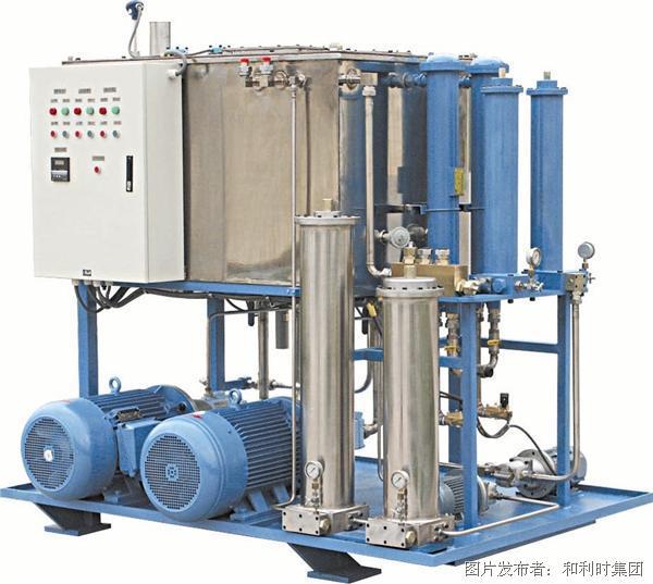 和利时EH-HP 高压抗燃油系统