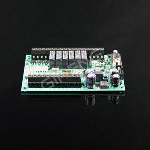 上海巨朋 GL-CPU222TR-16 单板PLC