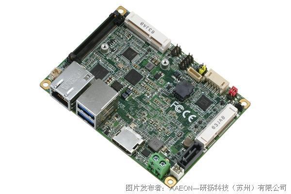 研扬科技 COM-APLC6 COM Express Type 6 主板