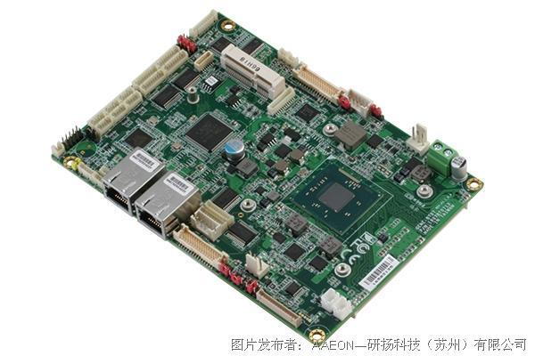 """研扬科技 GENE-BT07 3.5"""" 嵌入式主板"""