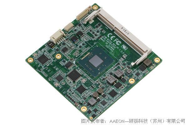 研扬科技 COM-BYTC2 COM Express Type 2 CPU模块
