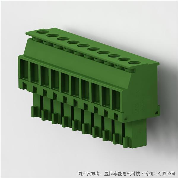 卓能PG-381R插拔式接线端子