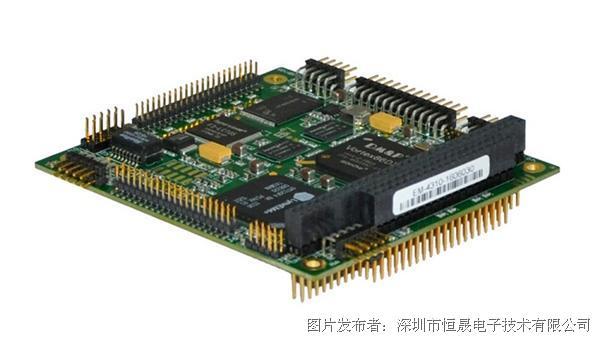 恒晟EM-4310 PC/104核心模块-