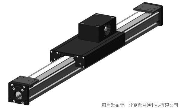 输入轴于滑块的皮带驱动模组MZS 40/60/90