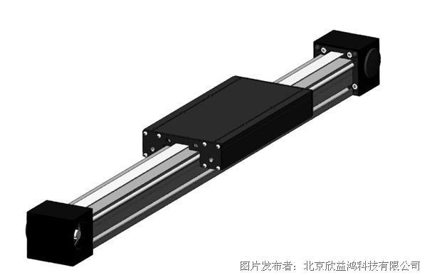 欣益鸿 输入轴于两端的皮带驱动直线模组MZK 40/60/90
