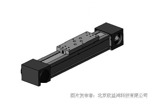 欣益鸿 输入轴于2端 皮带 滚轮内置的直线模组GZK 90/120
