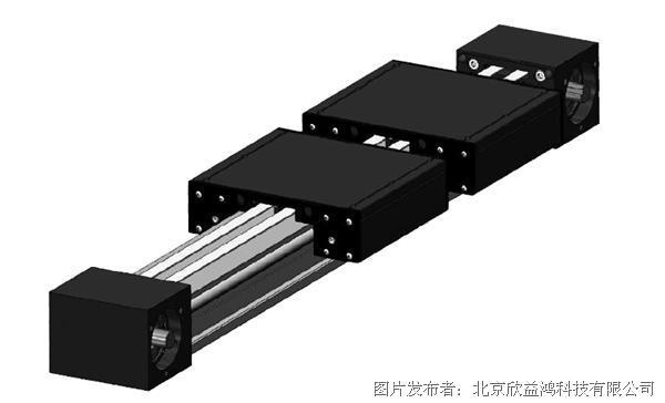 欣益鴻 輸入軸于2端的雙輸入皮帶驅動模組KU 90