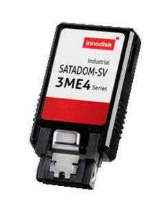 宜鼎国际SATADOM™-SV 3ME4电子硬盘