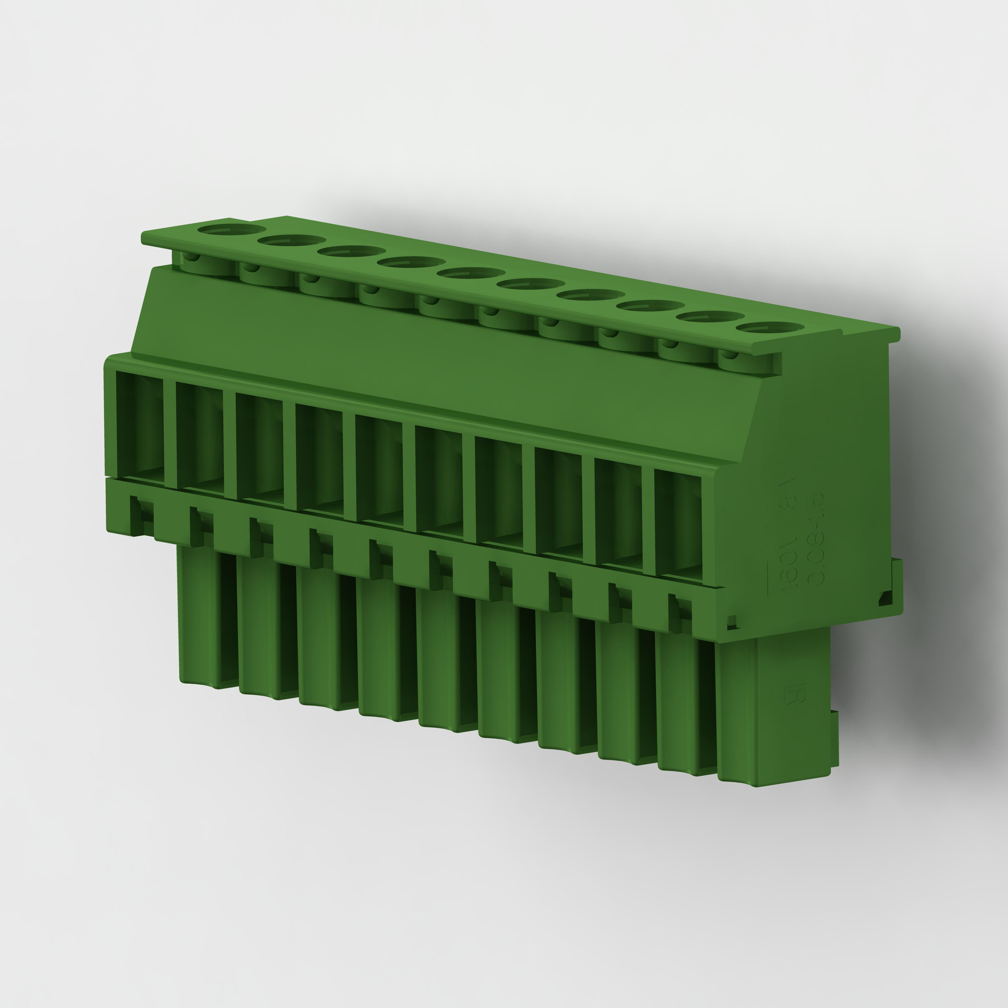 卓能PG-381RL插拔式接线端子