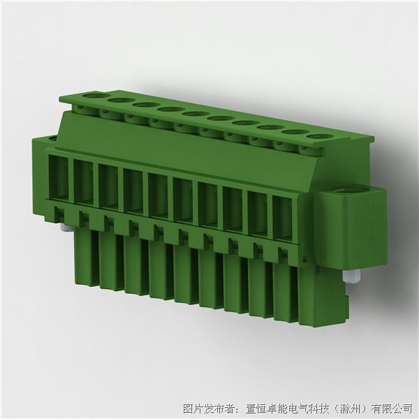 卓能PGF-381RL插拔式接线端子