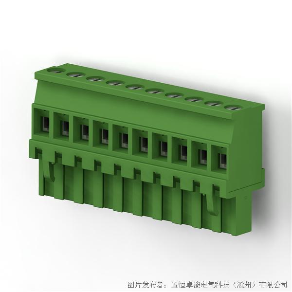 卓能插拔式接线端子PG-508R插头