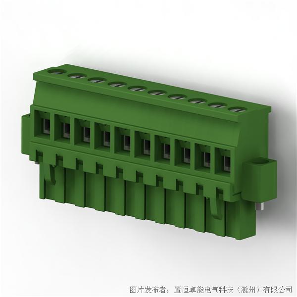 卓能插拔式接线端子PGF-508R插头
