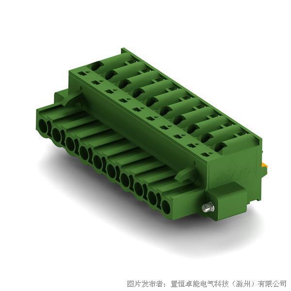 卓能插拔式接线端子KPGF-508插头