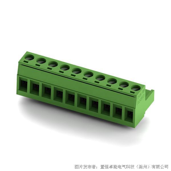 卓能插拔式接线端子PG-508插头