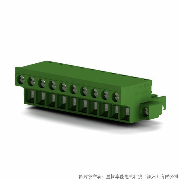 卓能插拔式接线端子PGF-508N插头