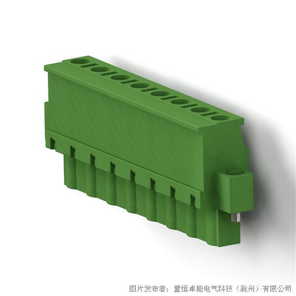 卓能插拔式接线端子PGF-762R插头