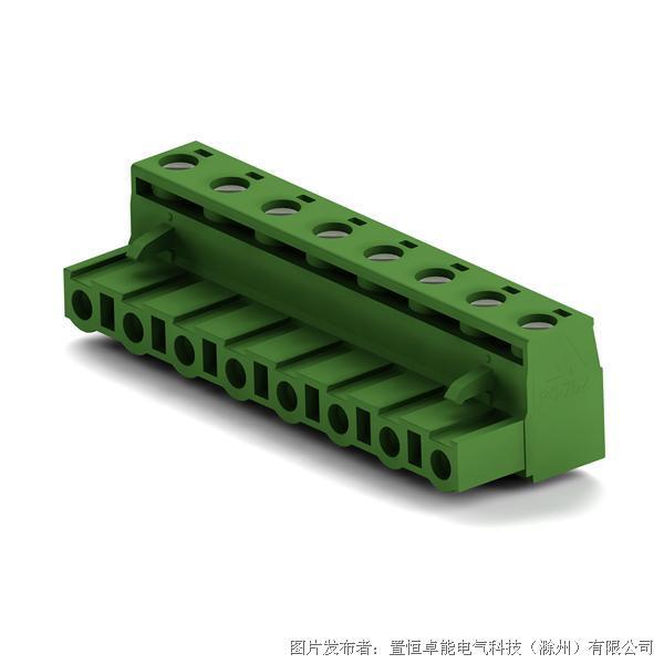 卓能插拔式接线端子PG-762插头