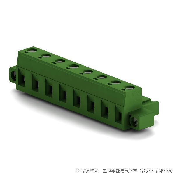 卓能插拔式接线端子PGF-762插头