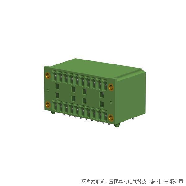 卓能ST1DF-381插拔式接线端子