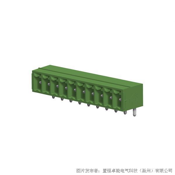 卓能插座插拔式接线端子STC-381插座