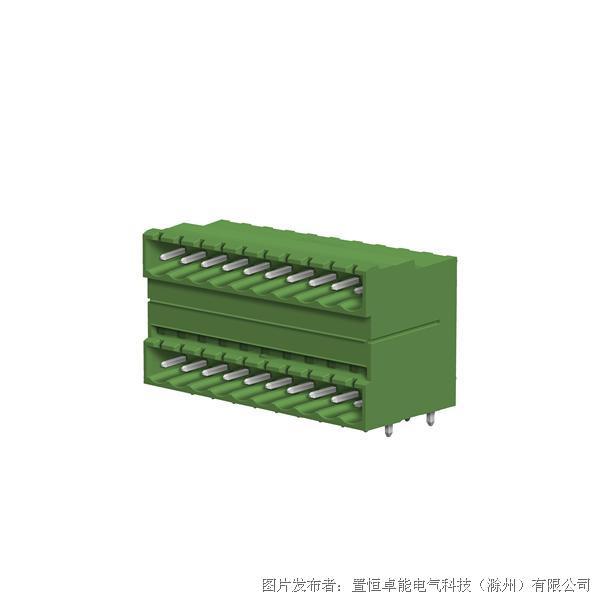 卓能ST1DC-508插拔式接线端子