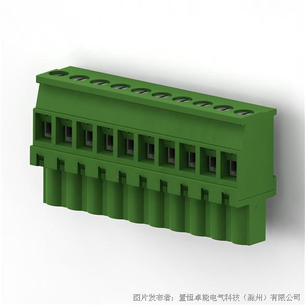 卓能插拔式接线端子PG-508RL插头