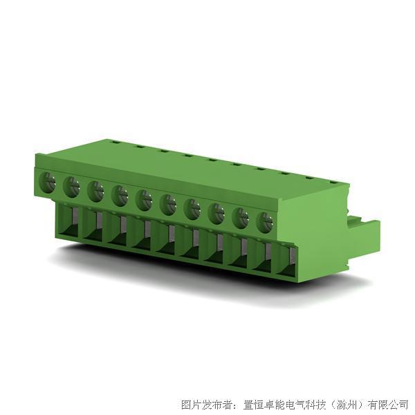 卓能插拔式接线端子PG-508N插头