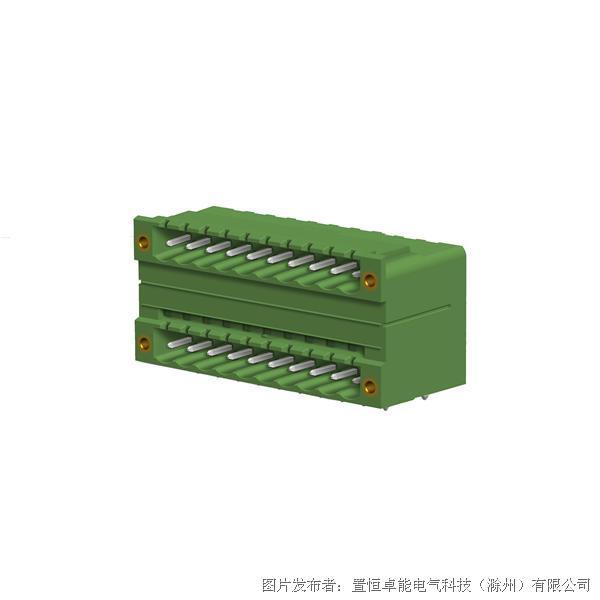 卓能ST1DF-508插拔式接线端子