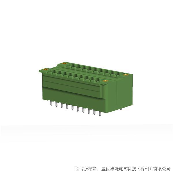 卓能ST1DF-508V插拔式接线端子