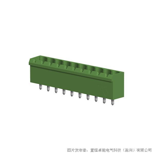 卓能STC-508V插拔式接线端子