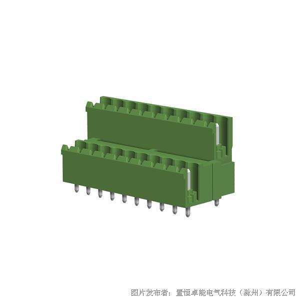 卓能STD-508V插拔式接线端子