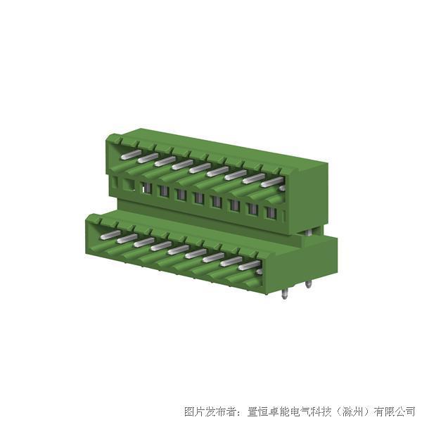 卓能STDC-508插拔式接线端子