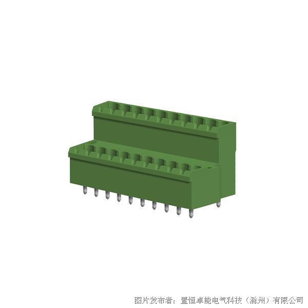卓能STDC-508V插拔式接线端子
