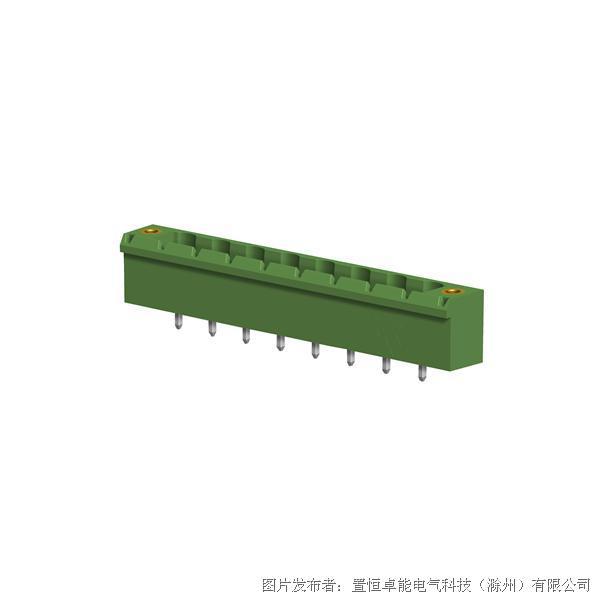 卓能STF-762V插拔式接线端子