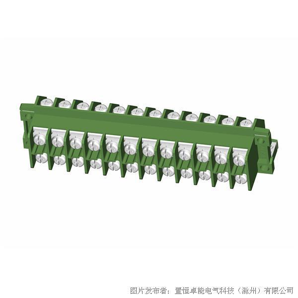 卓能TD4-10/XX-LLRR 10mm间距电流电压端子