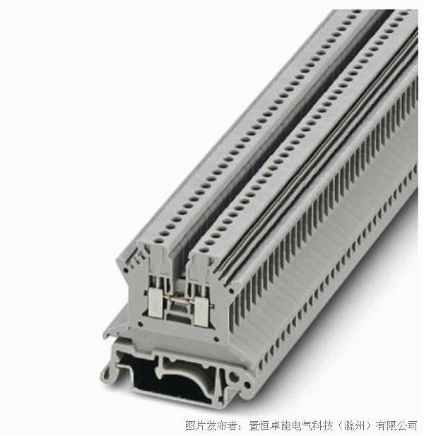 卓能JK1.5N轨道式接线端子