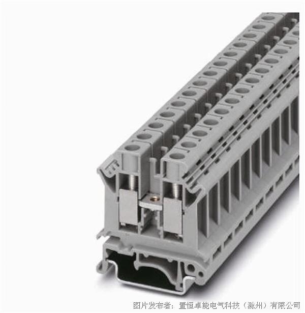 卓能JK10N轨道式接线端子