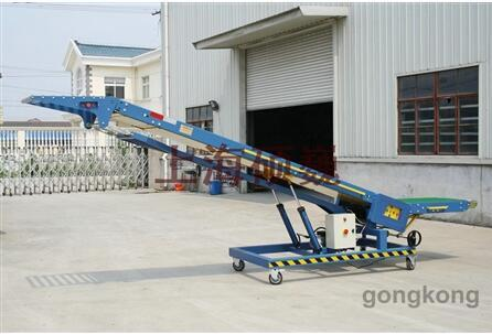 上海碩巍SVMVL-5型裝車輸送機