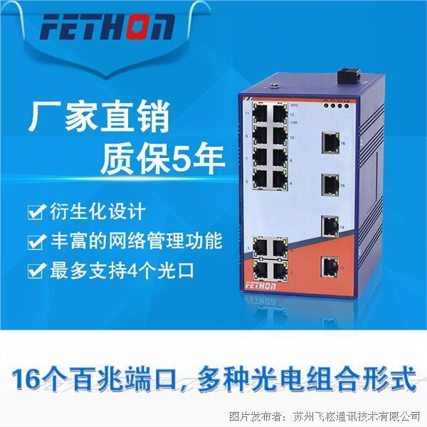 飞崧ESD216M网管以太网交换机