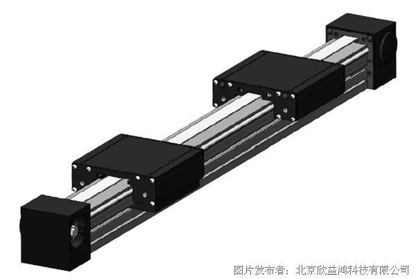 MZKD 精密同步齒形帶 相對/相向傳動直線模組
