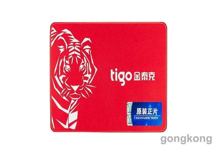 金泰克(Tigo)SATA3 -S510固态硬盘